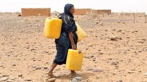 أزمة عطش شديدة منذ أسبوع في مدينة لعيون