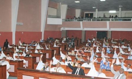 البرلمان يستجوب وزيرين في الحكومة